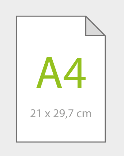 drukwerk a4